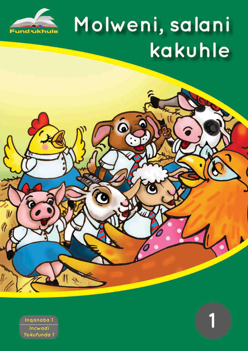 isiXhosa Gr 1, Level 1, Reader 1 cover