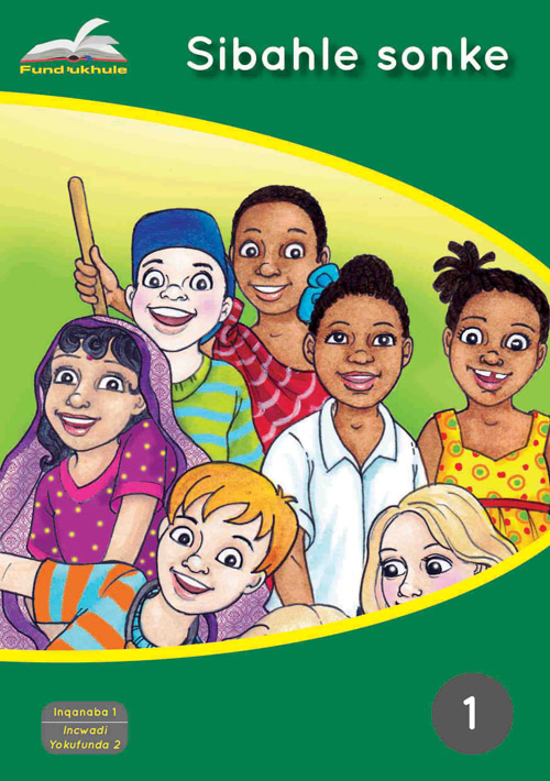 isiXhosa Gr 1, Level 1, Reader 2 cover