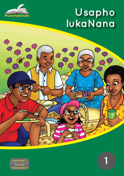 isiXhosa Gr 1, Level 1, Reader 4 cover