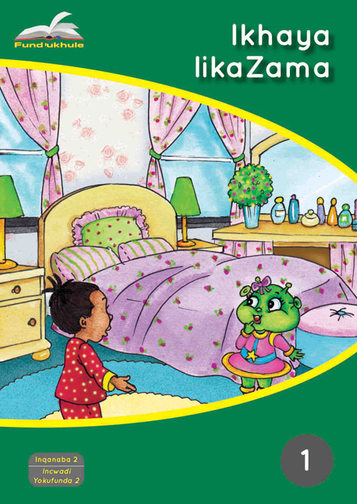 isiXhosa Gr 1, Level 2, Reader 2 cover