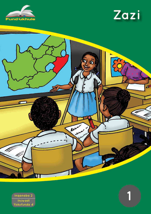 isiXhosa Gr 1, Level 2, Reader 4 cover