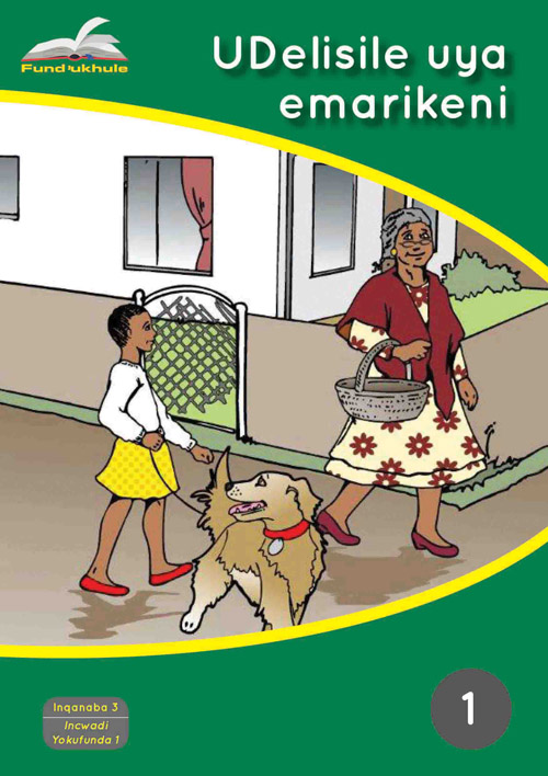isiXhosa Gr 1, Level 3, Reader 1 cover