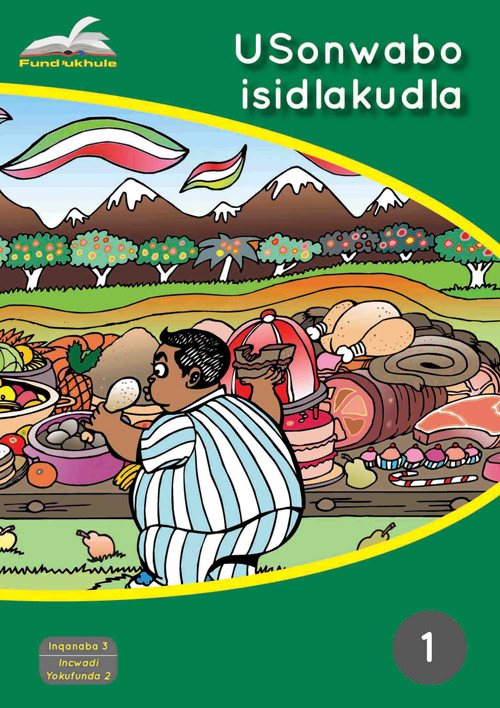 isiXhosa Gr 1, Level 3, Reader 2 cover