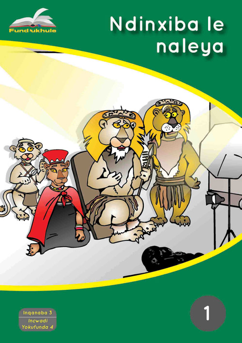 isiXhosa Gr 1, Level 3, Reader 4 cover