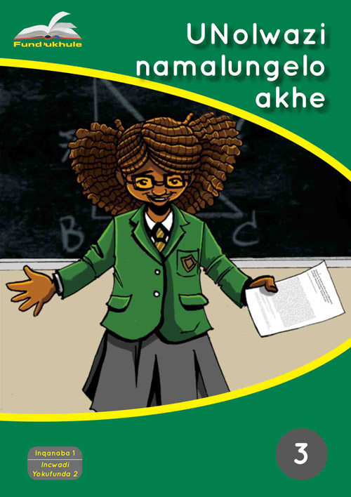isiXhosa Gr 3, Level 1, Reader 2 cover