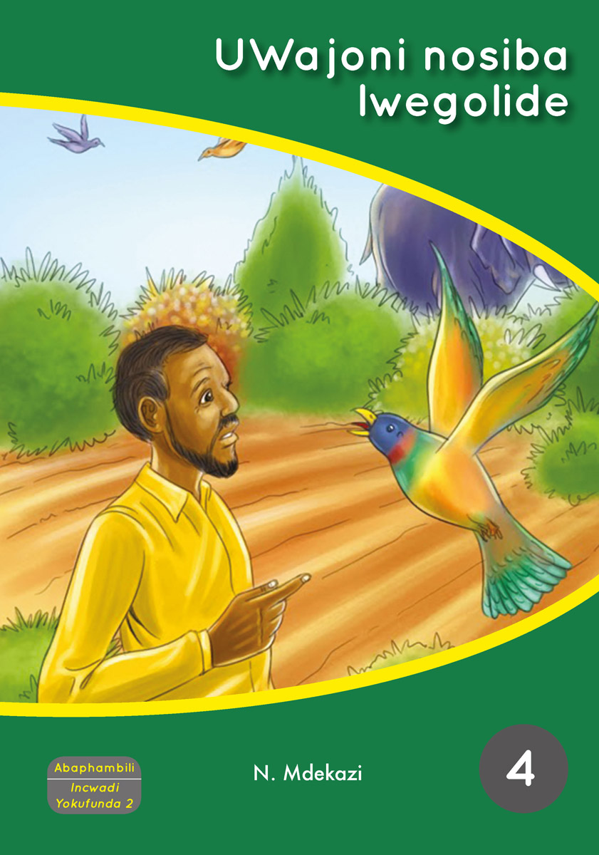 isiXhosa Gr 4 Level 5 Reader 2 cover